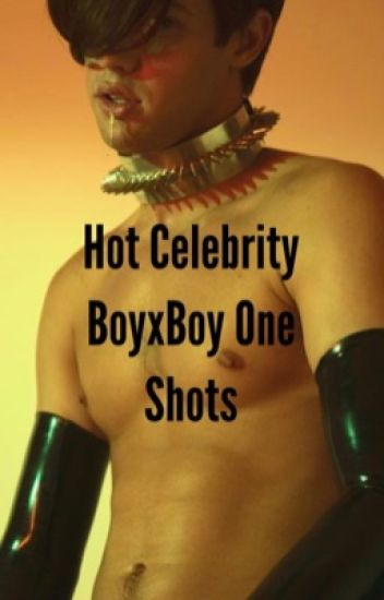 Hot Celebrity BoyxBoy One shots