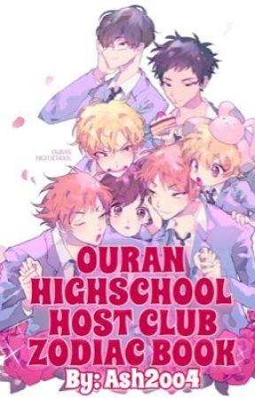 Ouran Highschool Host Club Zodiac Book by Ash2oo4