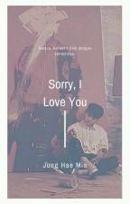 Sorry, I Love You (SoonHoon) by JungHaeMin