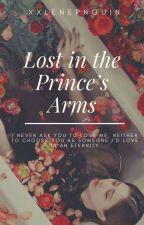 Lost In The Prince's Arms (Sana X Tzuyu) by xxlenepnguin