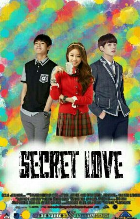 Secret Love [Completed] by she17___