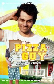 Just That Pizza Guy by pineappIe