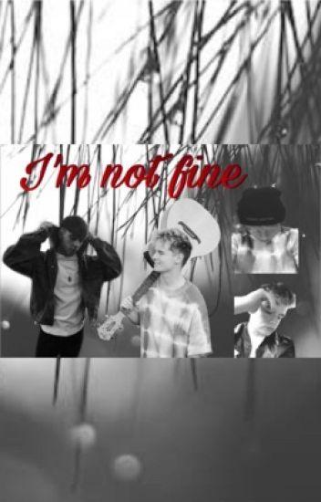 I'm not fine (A Randy fanfic boyxboy)