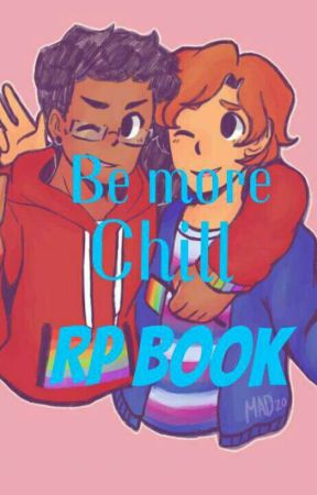 Be more chill book characters