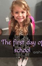 The first day of school by aishutty143
