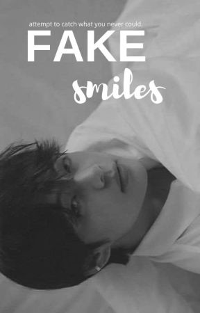 fake smiles | bts au by taelienated-