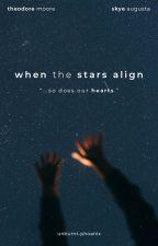 When the Stars Align by unburnt-phoenix