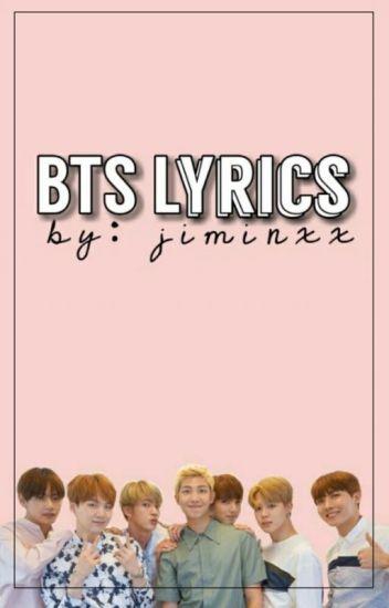 BTS Lyrics (방탄소년단)