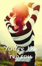 You're the reason (GirlxGirl) by jceeff
