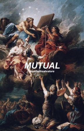 MUTUAL. ( joey tribbiani ) by TrustFaithSalvatore