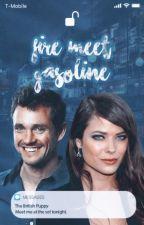 Fire Meet Gasoline | Hugh Dancy by caliginosa