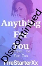 Anything For You (Ageplay Lesbian Stories)  by FireStarterXx