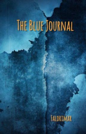 Blue Journal by Faldrimar