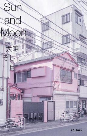 Sun and Moon by raisukii