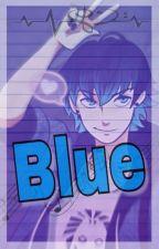 Blue: <Luka x Reader> by _vadella_