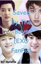 Saved By The Boys (EXO FanFiction) by hallehie