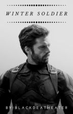 Winter Soldier || Bucky Barnes by blackdeatheater