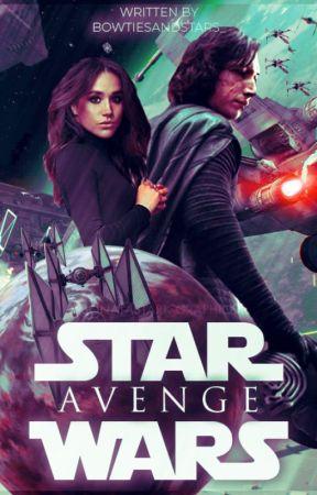 .: Avenge :. Kylo Ren .: BOOK TWO :. by bowtiesandstars_