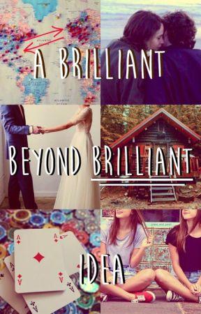 A Brilliant Beyond Brilliant Idea - {A Modern Rogue One AU} by Missfantasyland