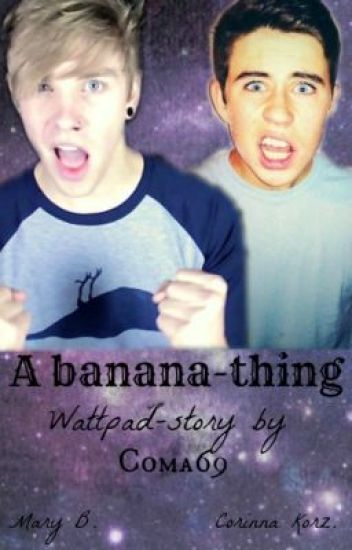 A banana-thing (boyxboy)