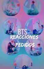 BTS REACCIONES PEDIDOS by kathia198