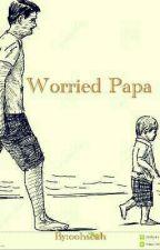 Worried Papa by oohseah