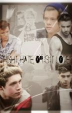 Fight, Hate, or is it love? - Niam Horayne / Larry Stylinson by Paycca