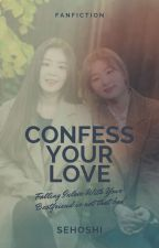 Confess Your Love • Seulrene by VenSeul19