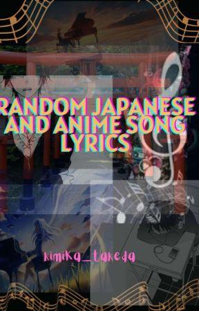 Random Japanese and Anime Song Lyrics - Kana Nishino: Story