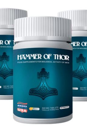 hammer of thor oil and capsule
