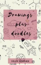 Drawing plus doodles ✔️ by sran_simran