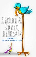 The Wattpad Helper Plus: Editing & Cover Requests by twhplus