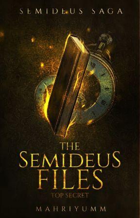 The Semideus Files by mahriyumm