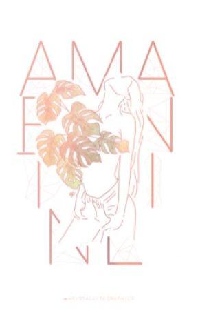 Amaranthine   ♕ by -krystallite