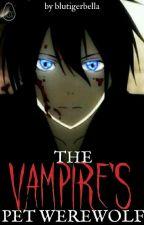 The vampires pet werewolf.  by Blutigerbella