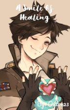 A Smile of Healing (Tracer x Depressed!Male!Reader Fanfiction) by Oxton23