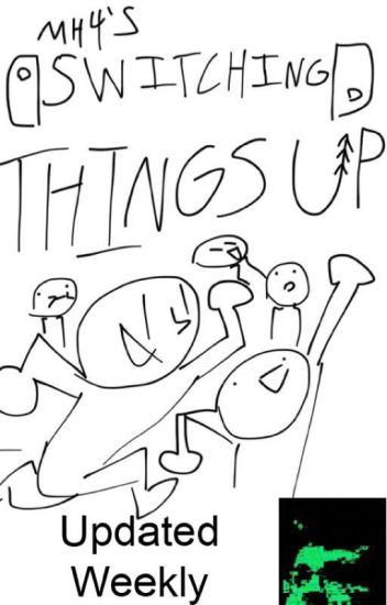 (New every Sunday!) Switching Things Up - Weekly Updated Doodle Comic Strips