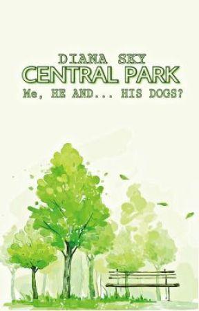 Central Park >> Tom Holland by The_NightSky