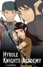 Hyrule Knights Academy by UnluckyPlum