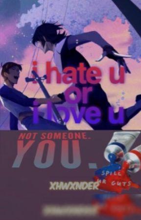 Is it hate or love? | KLANCE by xhwxnder