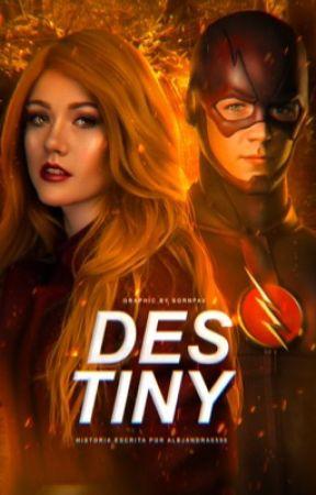 DESTINY|The Flash by alejandra6590