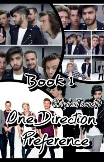 One Direction Preferences! (Book 1)✔