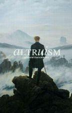 ALTRUISM  by bruisedskies-