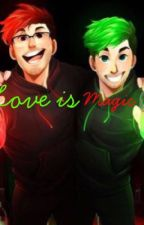 Love is magic  by DaFoxGameZz