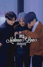 BTS Maknae Lines Imagine by JungkooktheBunny1397