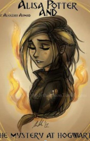 Alisa Potter: Mystery at Hogwarts