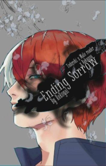 Shoto Todoroki x Male Reader x Katsuki Bakugou | Ending Sorrow