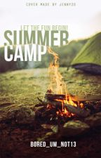 Summer Camp by bored_um_not13