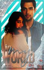 In My World! A MaNan Fanfiction! by MissWriterAS