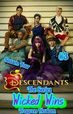 Disney Descendants The Series: Wicked Wins by trayvonhaslam